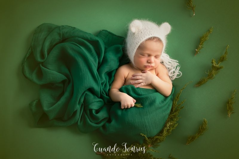 Fotografia newborn recien nacido en madrid